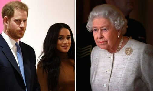 Royal feud: Bitter cash row erupts as Meghan Markle and Harry clash with palace over exit