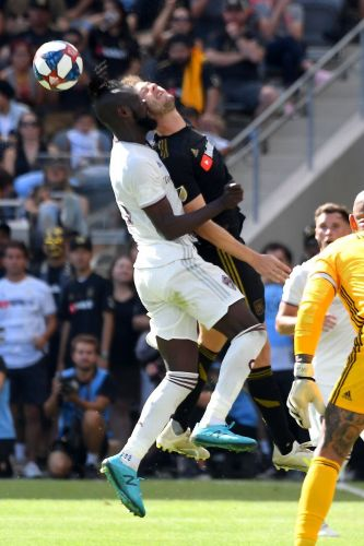 LAFC's Walker Zimmerman forced to withdraw from U.S. Nations League squad
