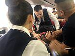 Sudanese man smashes oxygen mask box and tries to rush cockpit on Turkish Airlines flight