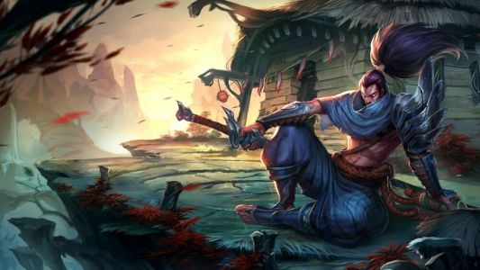 League of Legends' next Champion is Yasuo's brother, Yone - we think