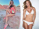 Age-defying grandmother still models swimsuits in her 60s