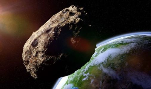 Asteroid alert: NASA tracks a rock found FOUR days ago on a 34,000MPH Earth approach