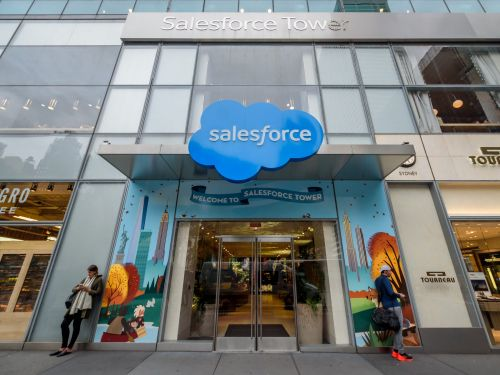 Salesforce is said to be looking at making acquisitions in the robotic process automation market. Here are 10 RPA firms the cloud giant could buy, according to analysts