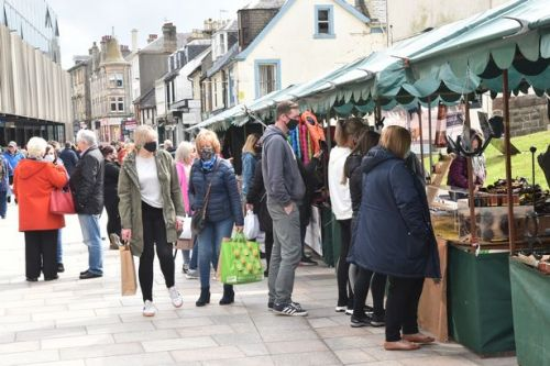 Outdoor food and gift market returns to Ayrshire with array of Halloween and Christmas treats