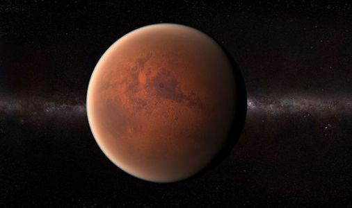 'If we drill deeper we can find clues about possible life on Mars,' says astrobiologist
