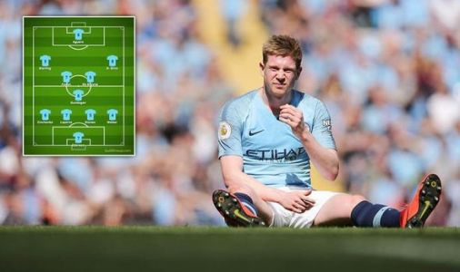 Man City player ratings vs Tottenham: De Bruyne injured as Foden stars but defender gets 4