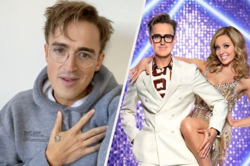 Strictly's Tom Fletcher 'Gutted' As He Speaks Out For First Time Since Testing Positive For Covid