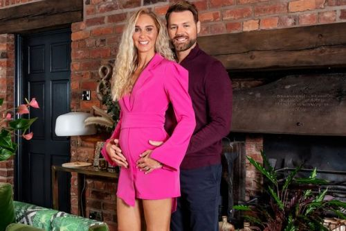 Brian McFadden and Danielle are expecting first child after two miscarriages