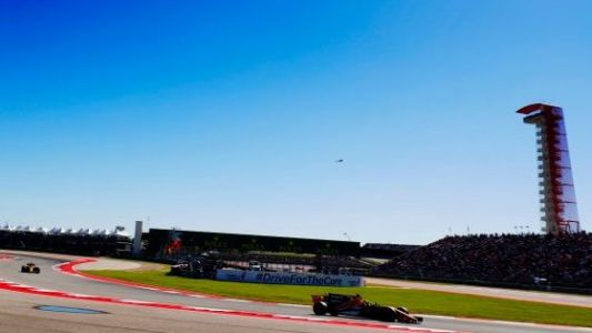 Stream F1 live: how to watch the United States Grand Prix 2018 online from anywhere