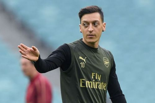 Why Mesut Ozil is not in Arsenal squad vs Burnley after recent security threats