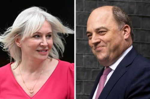 Ben Wallace Jumps In To Defend Nadine Dorries After Her Old Tweets Go Viral
