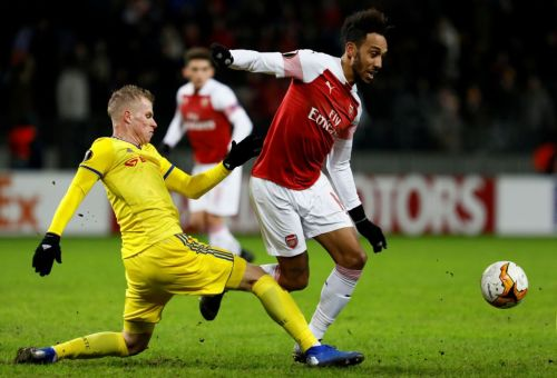 Arsenal vs BATE Borisov TV channel, live stream, time, odds and team news