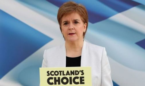 Scotland out in the cold: 'We want you to stay' result plummets over Scottish independence