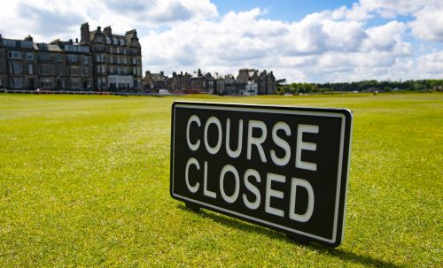 Steven Gallacher: Today feels like Christmas Eve for golfers in Scotland