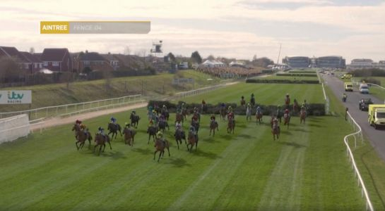Virtual Grand National raises more than £2.6M for NHS after 4.8m tune in to watch on ITV