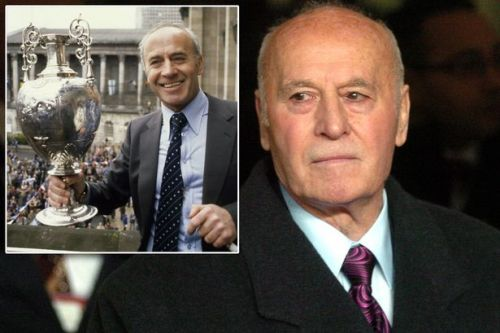 Ron Saunders dead: Aston Villa pay respects as title-winning manager dies, aged 87