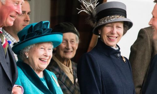 The sweet way Princess Anne takes after the Queen with her royal style