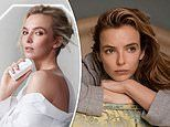 Killing Eve star Jodie Comer stars in first beauty campaign shot by Meghan and Harry's photographer