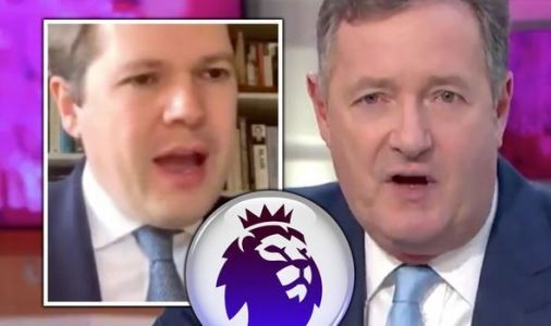 Piers Morgan savages Matt Hancock and Premier League billionaire owners over wage cuts row