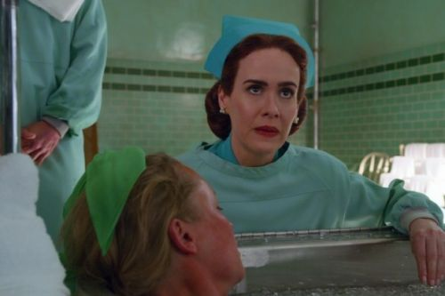 See first look trailer for Netflix's dark psych hospital drama Ratched starring Sarah Paulson