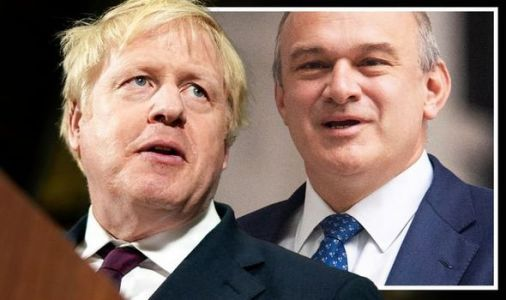 Tory crisis panic! Boris urged to rule out early general election as Blue Wall crumbles
