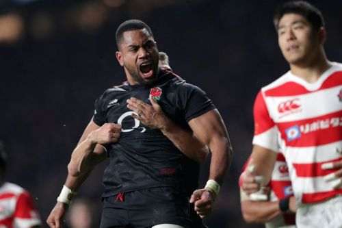 Eddie Jones rates Joe Cokanasiga's try-scoring debut in England's win over Japan
