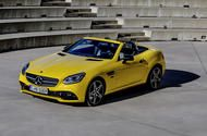 Mercedes-Benz SLC Final Edition: prices revealed for run-out special
