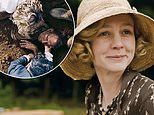 Carey Mulligan tells how she almost buried co-star Ralph Fiennes alive