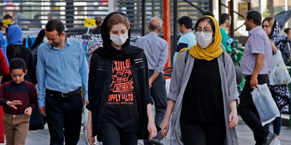 Trump is waging a quiet war against civilians in Iran as the coronavirus pandemic drags on