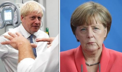 Angela Merkel vs Boris Johnson: Will Boris be able to END Brexit deadlock with Merkel?
