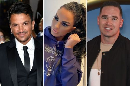 Katie Price 'offered support' by ex husbands amid Harvey's health scare