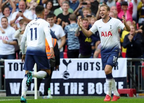 Tottenham 3 Fulham 1: Harry Kane scores his first August goal as strikes from Kieran Trippier and Lucas Moura complete win