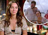 Viewers question Bella Varelis' fashion choices during yacht date with Locky Gilbert