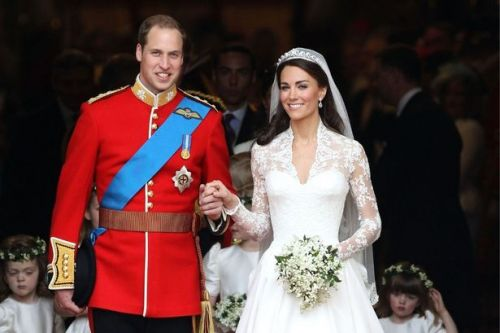 Royal wedding dresses with the biggest price tags from Kate Middleton to Diana