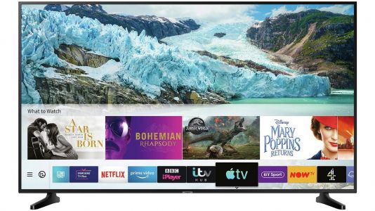 This Samsung 55-inch 4K TV is just £429 at Argos for Black Friday