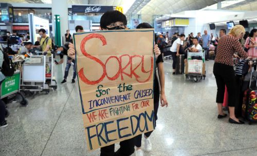 Cathay Pacific CEO Resigns, Airline Releases Cryptic Statement About Hong Kong