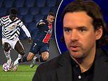 Owen Hargreaves raves about Axel Tuanzebe after he starred in Man Utd's win at PSG
