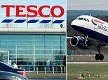 Last day for Tesco Clubcard points to be converted into Avios air miles