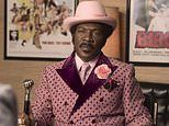 Eddie Murphy plays a middle-aged failure who would do anything to become a star