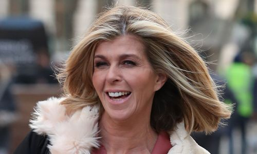 Good Morning Britain's Kate Garraway is a cosy snow queen in her Very loungewear