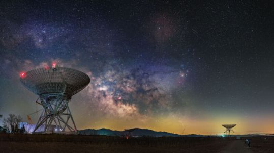 A solar-powered rocket might be our ticket to interstellar space
