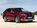 RAY MASSEY: Lexus joins the big boys with its hybrid RX SUV