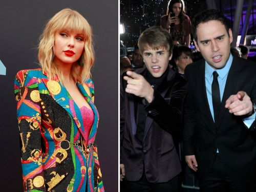 Scooter Braun just clapped back at Taylor Swift's accusation that he's blocking her from performing her old songs at the AMAs. Here's everything we know about the celebrity manager's net worth, career, and his feud with Swift