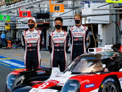 Ex-F1 trio secure another Le Mans triumph
