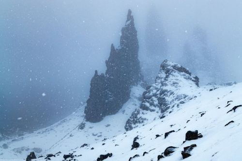 Incredible image of snow storm on Skye wins Scotland's Photo of the Year 2020