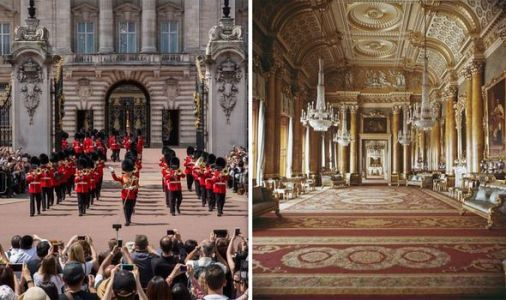 Royal news: How you can see inside Buckingham Palace's most decadent rooms