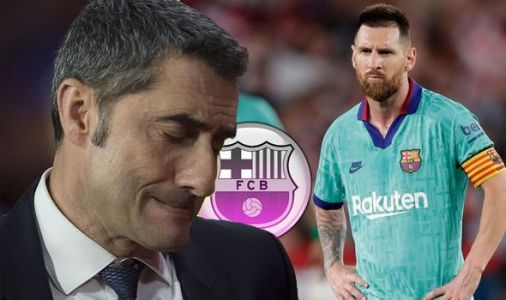Barcelona fans demand Valverde sacking after Messi and co. lose at Granada - 'Clueless'