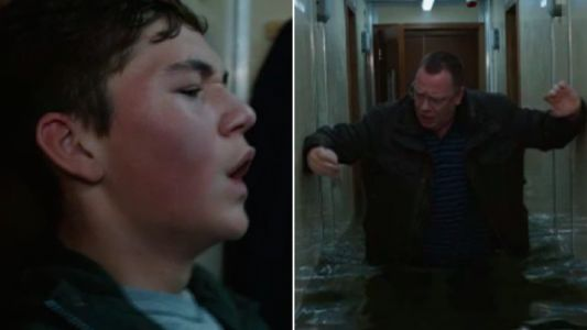 Did Ian kill Dennis in EastEnders and how?