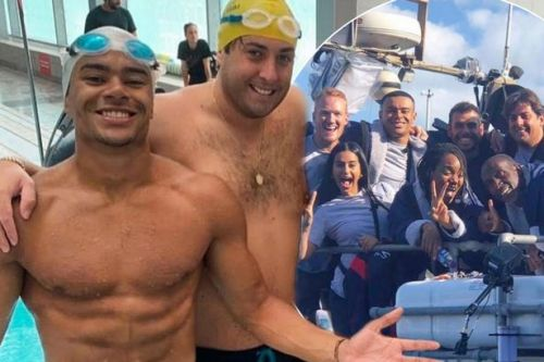 Wes Nelson and James Argent to swim English Channel AGAIN after failing attempt by four miles - EXCLUSIVE