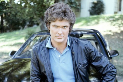 A Knight Rider movie is in the works with producer James Wan